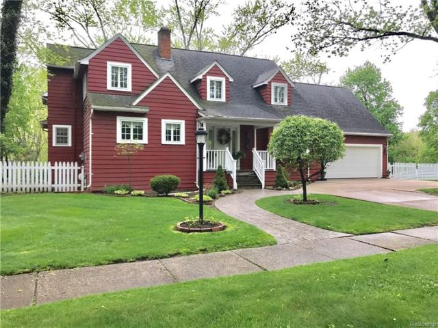32045 Valley View Street, Farmington, MI 48336 (#218041454) :: RE/MAX Nexus