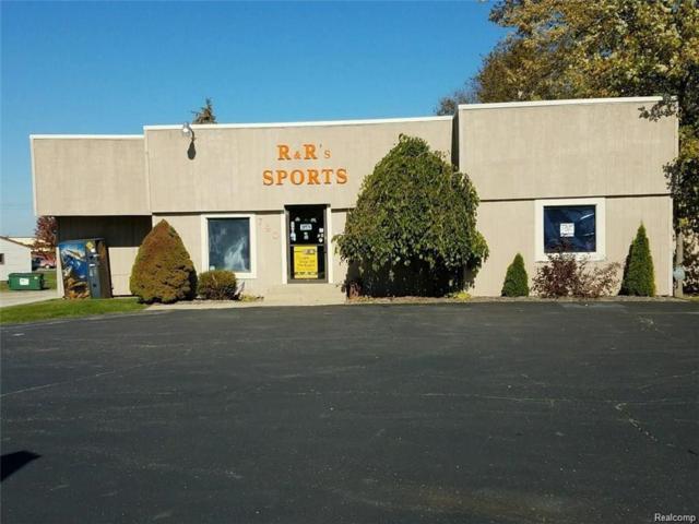 790 N Van Dyke Road, Almont Vlg, MI 48003 (MLS #218041492) :: The Toth Team