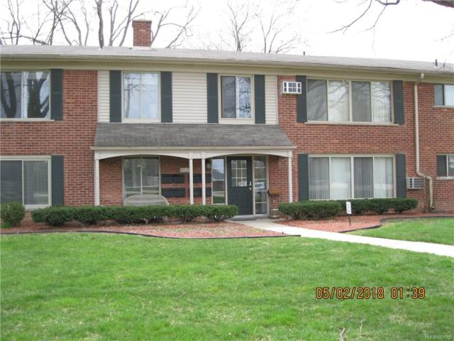 11410 Canal Road #104, Sterling Heights, MI 48314 (#218041548) :: Duneske Real Estate Advisors
