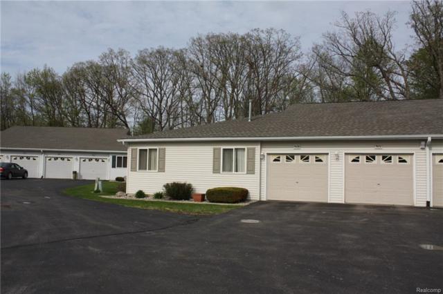 9416 Timber Ridge Drive #356, Mundy Twp, MI 48439 (#218041632) :: Duneske Real Estate Advisors