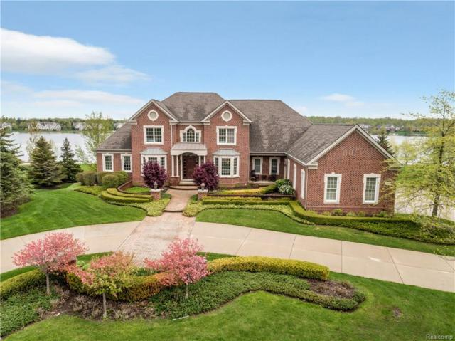 51014 Drakes Bay Drive, Novi, MI 48374 (#218041742) :: Duneske Real Estate Advisors