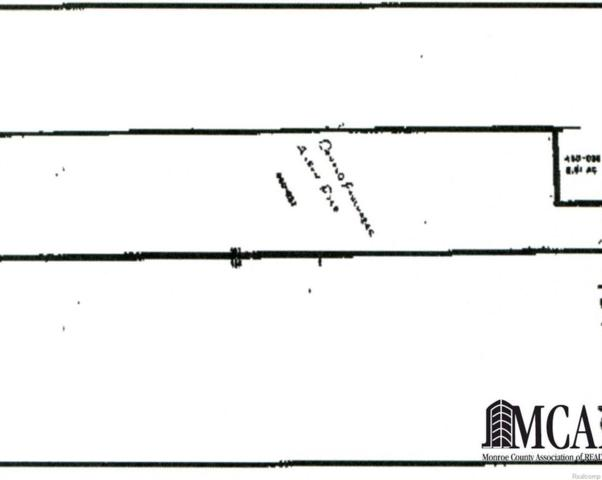 0 Stewart, Monroe, MI 48162 (#57003452335) :: Duneske Real Estate Advisors
