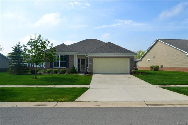 23920 Manistee Lane, Brownstown Twp, MI 48134 (#218041895) :: RE/MAX Classic
