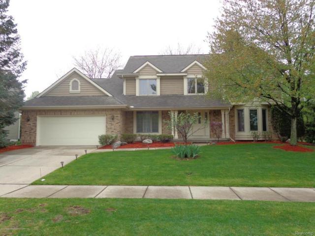3087 Summergate Lane, Meridian Charter Twp, MI 48864 (#630000226108) :: Duneske Real Estate Advisors