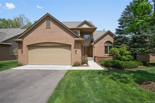 4722 Seagull Way, West Bloomfield Twp, MI 48323 (#218042150) :: Duneske Real Estate Advisors