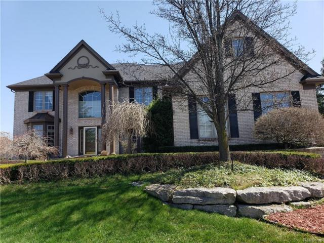 48641 Stoneridge, Northville Twp, MI 48168 (#218042234) :: RE/MAX Classic