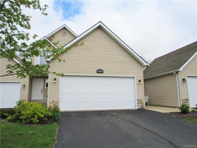 5052 Clintonville Pines Drive #12, Independence Twp, MI 48346 (#218042238) :: Duneske Real Estate Advisors
