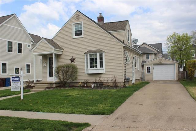 1076 Hartsough, Plymouth, MI 48170 (#218042248) :: Duneske Real Estate Advisors