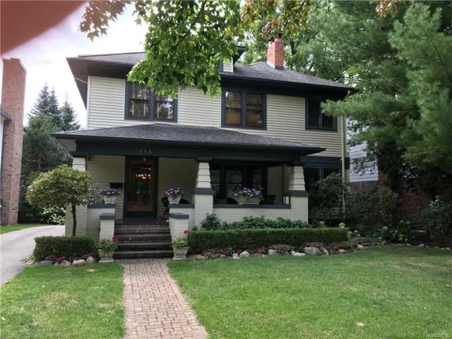 888 Oakland Avenue, Birmingham, MI 48009 (#218042280) :: Duneske Real Estate Advisors