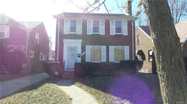 16811 Marlowe Street, Detroit, MI 48235 (#218042294) :: RE/MAX Classic