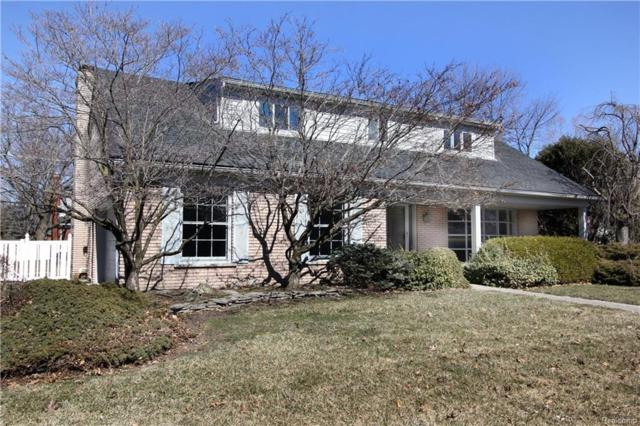 1464 Blairmoor Court Court, Grosse Pointe Woods, MI 48236 (#218042332) :: RE/MAX Classic
