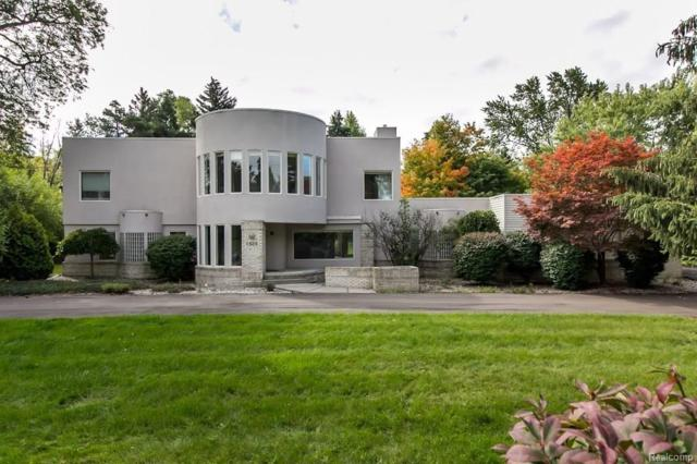 1535 W Long Lake Road, Bloomfield Twp, MI 48302 (#218042560) :: RE/MAX Classic