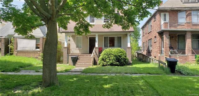 4511 Beniteau Street, Detroit, MI 48214 (#218042779) :: RE/MAX Classic