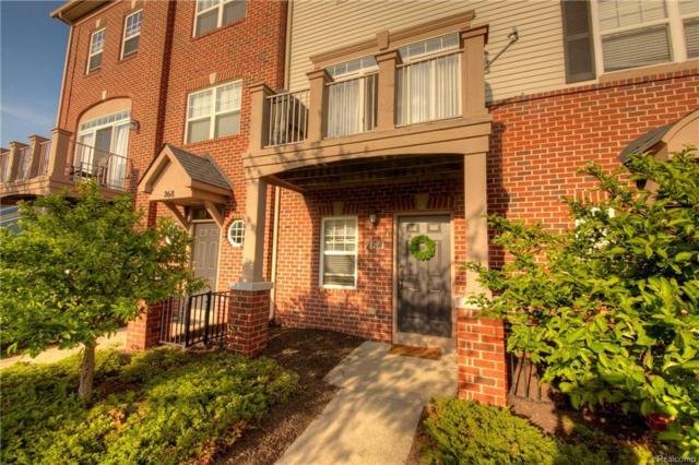 264 Wright Street B2, Wixom, MI 48393 (#218042845) :: Duneske Real Estate Advisors