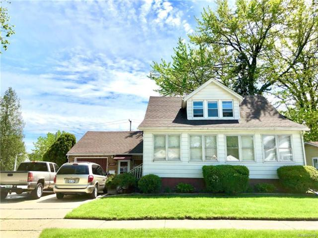 22024 Pleasant Street, Saint Clair Shores, MI 48080 (#218042875) :: RE/MAX Classic