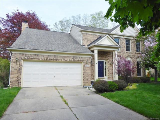 1821 Midchester Drive, West Bloomfield Twp, MI 48324 (#218043010) :: RE/MAX Classic