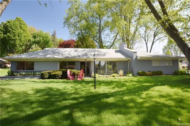 3620 Berkshire Drive, Bloomfield Twp, MI 48301 (#218043075) :: RE/MAX Classic