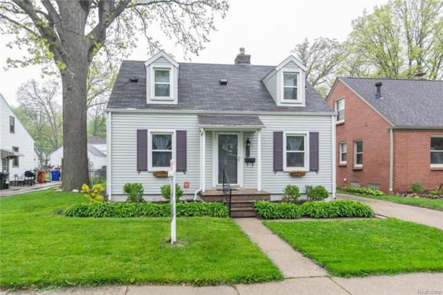 261 Channing Street, Ferndale, MI 48220 (#218043171) :: RE/MAX Nexus