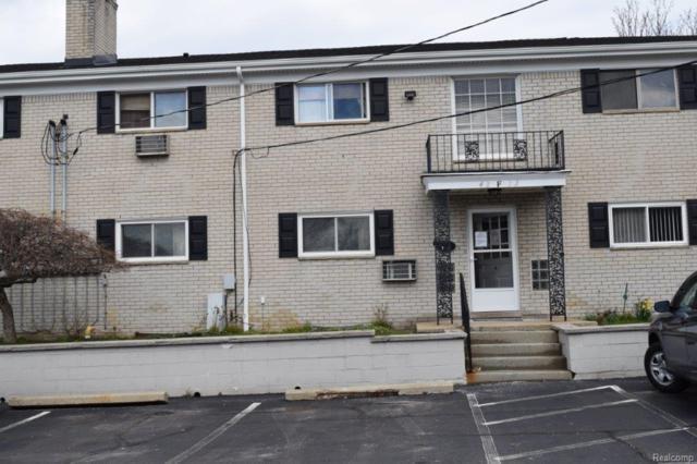100 W Hickory Grove Road #1, Bloomfield Twp, MI 48304 (#218043181) :: Duneske Real Estate Advisors