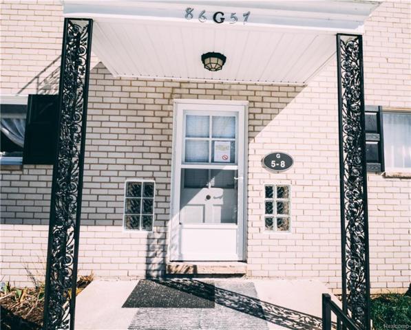 100 W Hickory Grove Road #5, Bloomfield Twp, MI 48304 (#218043213) :: Duneske Real Estate Advisors