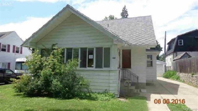 909 Marquette, Flint, MI 48504 (#50100002131) :: Duneske Real Estate Advisors
