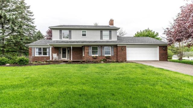 3766 Weber Road, Lodi Twp, MI 48176 (#543256866) :: Duneske Real Estate Advisors