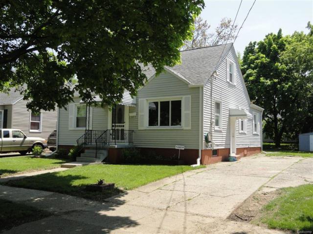 747 Pettibone, Flint, MI 48507 (#50100002134) :: Duneske Real Estate Advisors