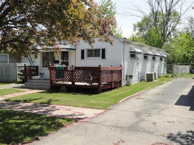 807 Major, Flint, MI 48507 (#50100002136) :: Duneske Real Estate Advisors