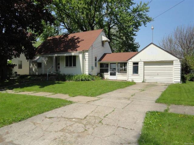 802 Crawford, Flint, MI 48507 (#50100002137) :: Duneske Real Estate Advisors
