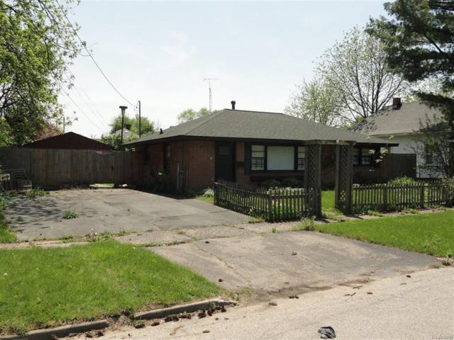 719 Simcoe, Flint, MI 48507 (#50100002138) :: Duneske Real Estate Advisors