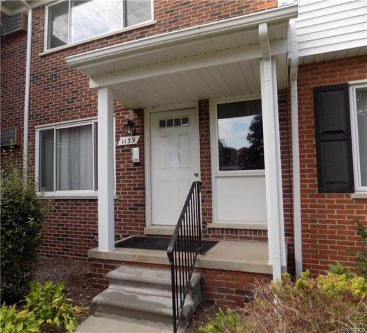 1139 Tienken Court #226, Rochester Hills, MI 48306 (#218043403) :: Duneske Real Estate Advisors