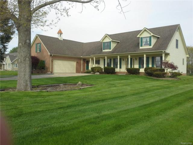 2134 Belle River Rd., East China Twp, MI 48054 (#218043463) :: RE/MAX Classic