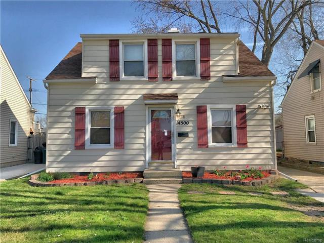 14500 Borgman Street, Oak Park, MI 48237 (#218043475) :: RE/MAX Nexus