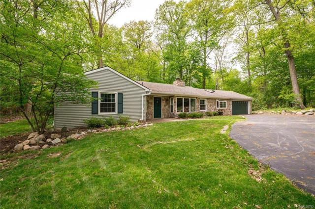 6145 Idlewyle Road, Bloomfield Twp, MI 48301 (#218043498) :: RE/MAX Classic
