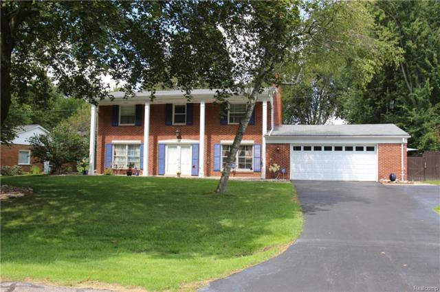 32276 Craftsbury Road, Farmington Hills, MI 48334 (#218043504) :: RE/MAX Classic