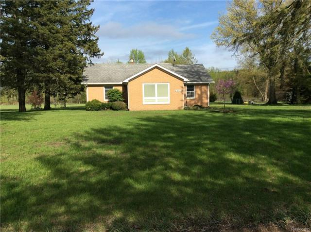 21805 Elwell Road, Sumpter Twp, MI 48111 (#218043621) :: RE/MAX Classic