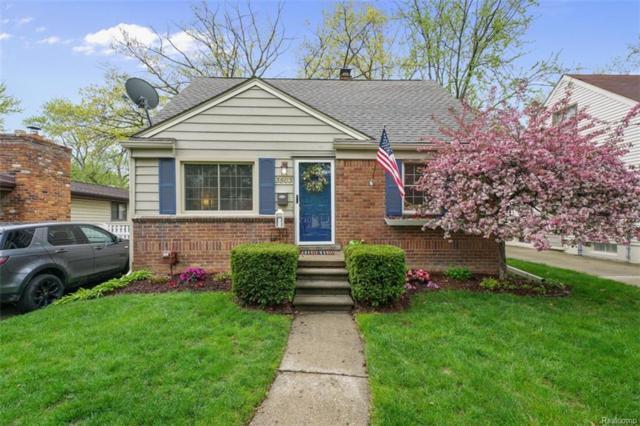 3503 Linwood Avenue, Royal Oak, MI 48073 (#218043655) :: Duneske Real Estate Advisors