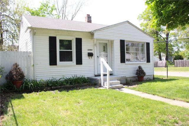 23465 Hazelwood Avenue, Hazel Park, MI 48030 (#218043705) :: RE/MAX Classic