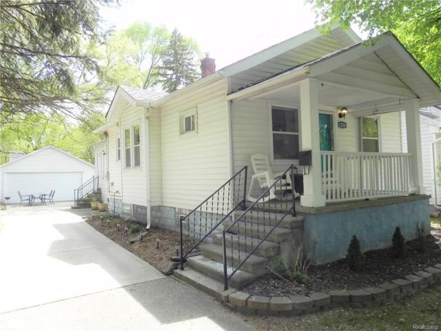 1236 E Granet Avenue, Hazel Park, MI 48030 (#218043740) :: RE/MAX Nexus