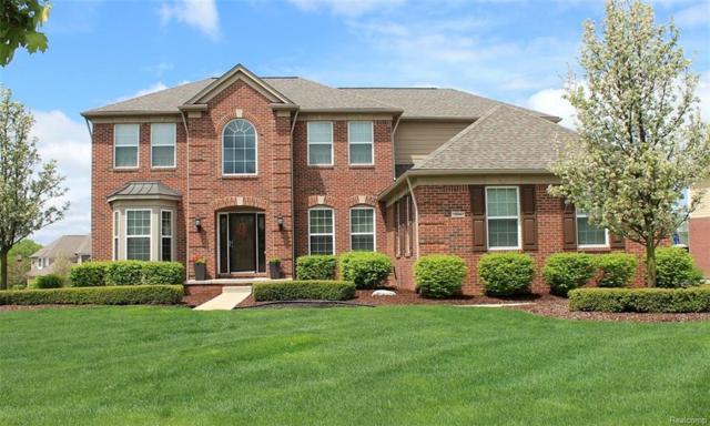 16041 Brook Trout, Northville, MI 48168 (#218043764) :: Duneske Real Estate Advisors