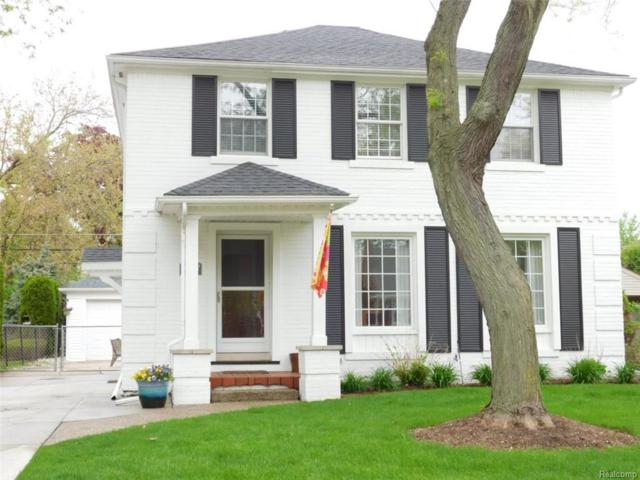 20057 Holiday Road, Grosse Pointe Woods, MI 48236 (#218043765) :: RE/MAX Classic