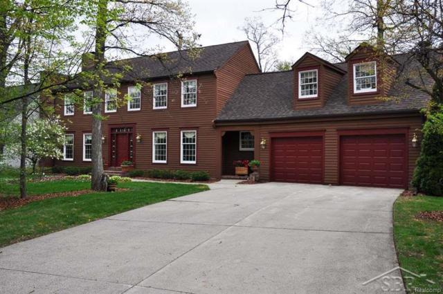 3916 Chipping Norton Court, Saginaw Twp, MI 48603 (#61031347928) :: Duneske Real Estate Advisors