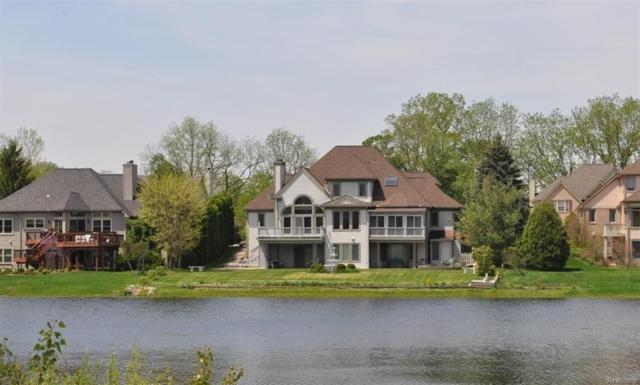 4409 Lakeside Court, Pittsfield Twp, MI 48108 (#543256976) :: RE/MAX Classic