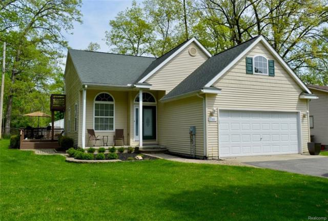 399 Morningside Drive, Waterford Twp, MI 48327 (#218043868) :: RE/MAX Classic