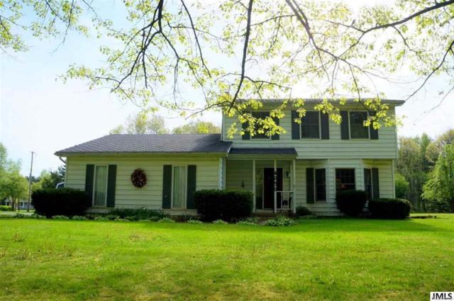 4659 Sargent Rd, Leoni, MI 49201 (#55201801737) :: Duneske Real Estate Advisors