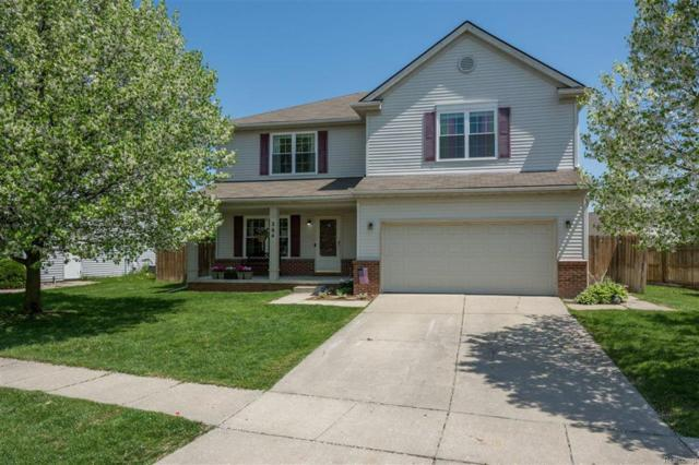 264 Rustic Trail, Linden, MI 48451 (#50100002162) :: The Buckley Jolley Real Estate Team