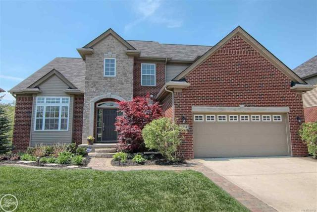 3734 Connors Dr, Rochester Hills, MI 48307 (#58031347955) :: RE/MAX Nexus