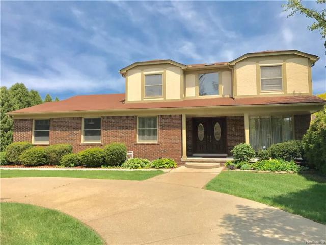6270 Laurain Court, West Bloomfield Twp, MI 48322 (#218043891) :: RE/MAX Classic