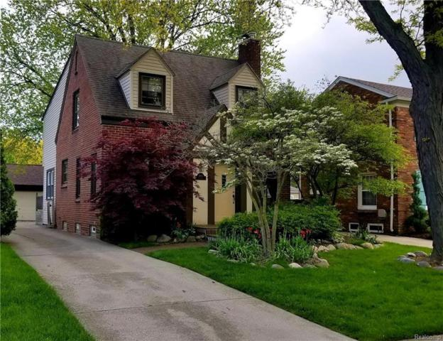 1985 Fleetwood Drive, Grosse Pointe Woods, MI 48236 (#218043902) :: RE/MAX Classic