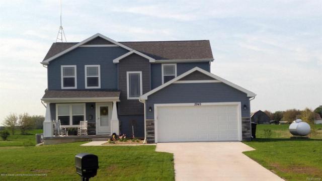 2945 Boulder Creek Drive, Greenbush Twp, MI 48879 (#630000226316) :: Duneske Real Estate Advisors